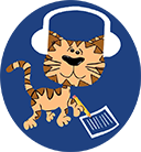 TranscribeMeow logo icon